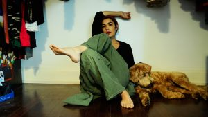 Jenny Lee Lindberg recently spoke out about learning to enjoy her voice